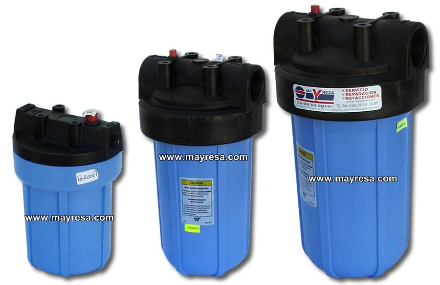 Filtros para agua sistemas de filtracion de agua for Filtros piscinas precios